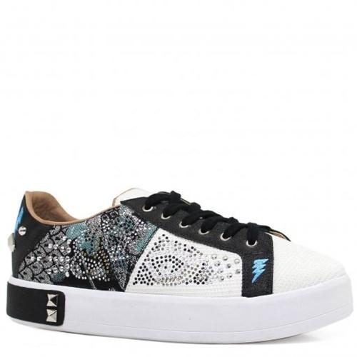 Tênis Zariff Shoes Flatform Metais 155011 | Betisa