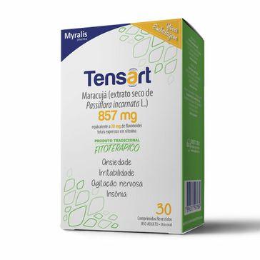 Tensart 857mg Myralis 30 Comprimidos Revestidos