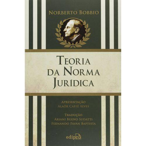 Teoria da Norma Juridica - 06ed/16
