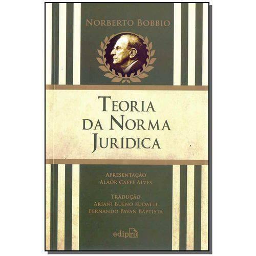 Teoria da Norma Jurídica - 06ed/16