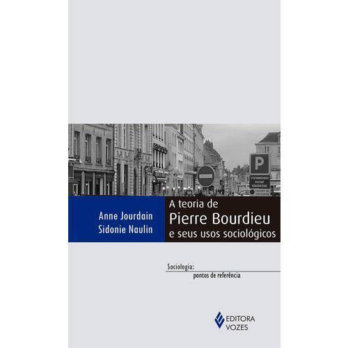 Teoria de Pierre Bourdieu e Seus Usos Sociologicos, a - Vozes