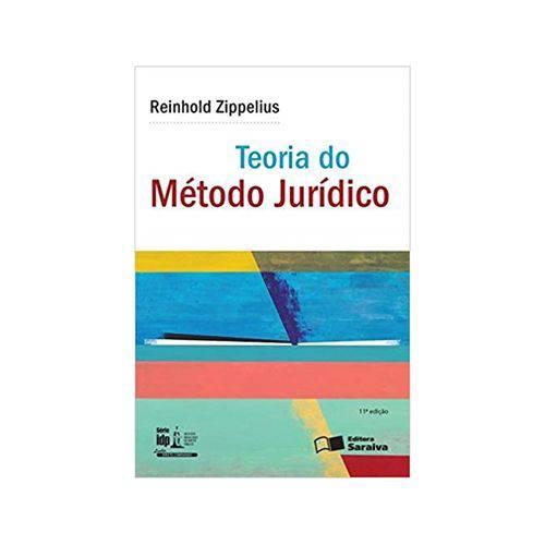 Teoria do Método Jurídico 1ªed. - Saraiva