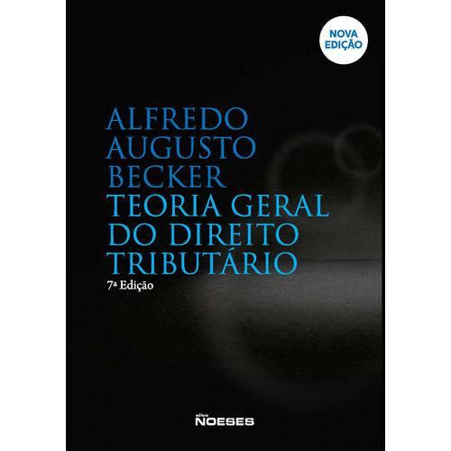 Teoria Geral do Direito Tributário - 7ª Edição (2018)