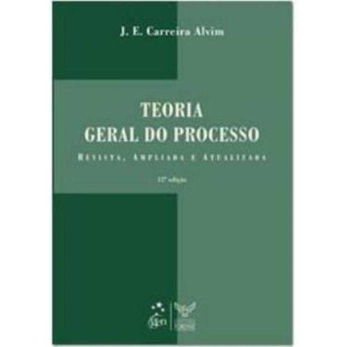Teoria Geral do Processo - 12ª Edicao