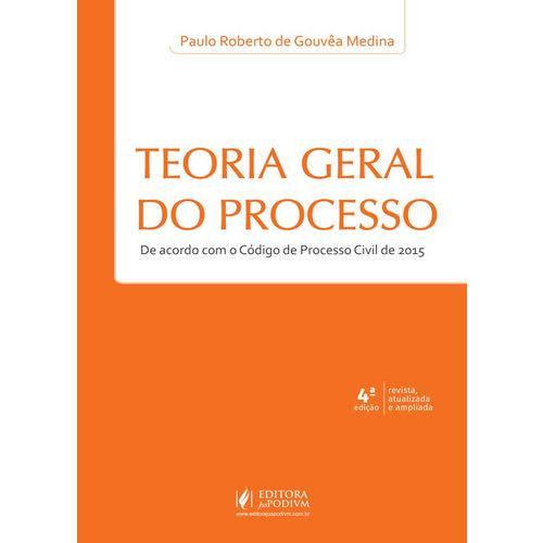 Teoria Geral do Processo - 4ª Edição (2019)