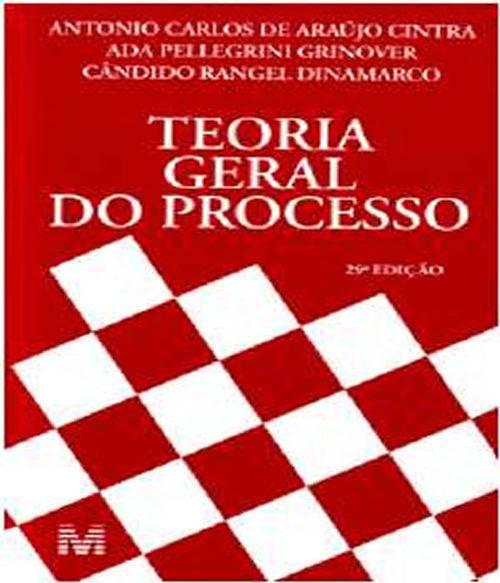 Teoria Geral do Processo - 29 Ed