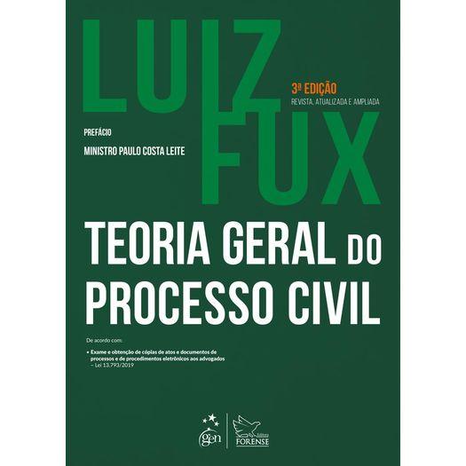 Teoria Geral do Processo Civil - Forense