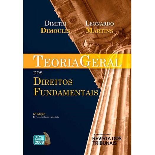 Teoria Geral dos Direitos Fundamentais - Rt