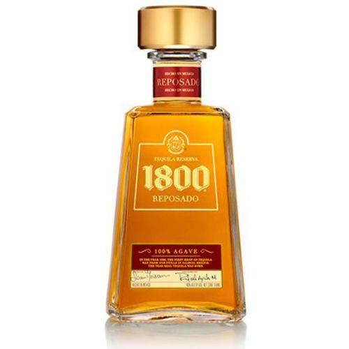 Tequila 1800 Añejo 750 Ml