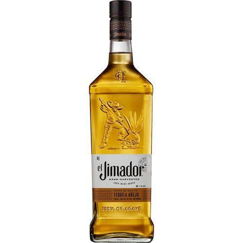 Tequila El Jimador Reposado Ouro - 750ml