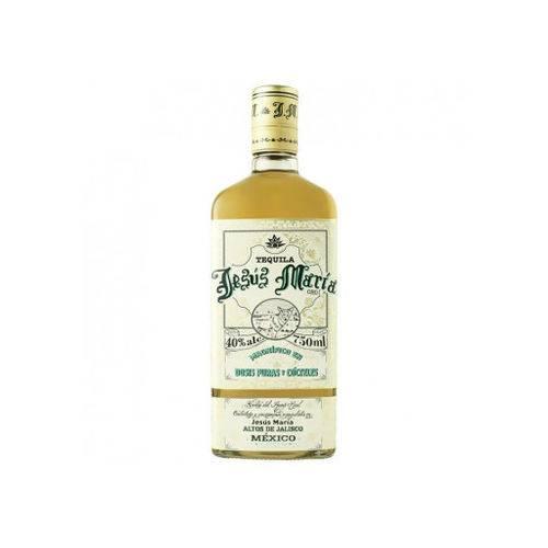 Tequila Jesús Maria Oro 750 Ml.