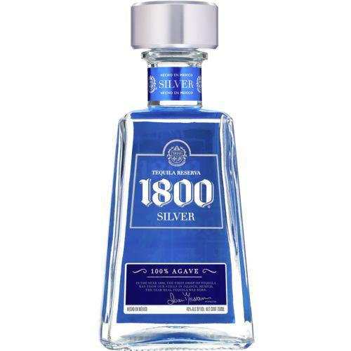 Tequila Jose Cuervo 1800 Silver 750ML