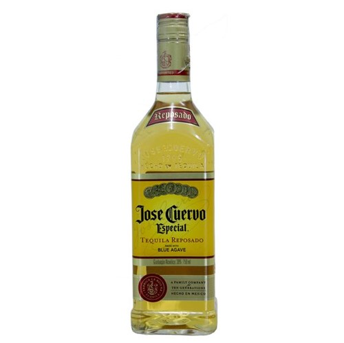 Tequila Jose Cuervo 750ml Ouro