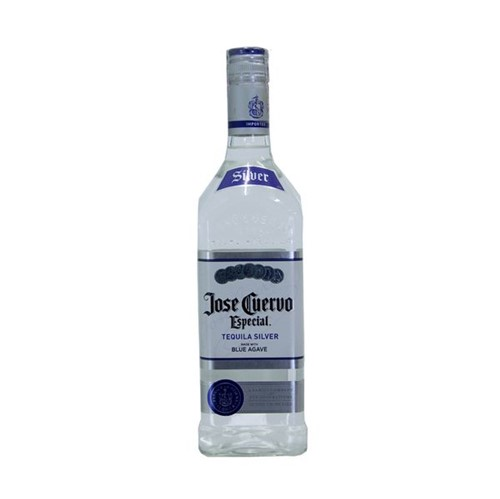 Tequila Jose Cuervo 750ml Plata