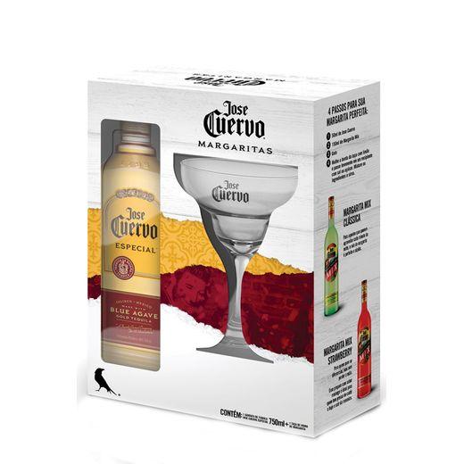 Tequila Jose Cuervo Especial + Taça 750ml