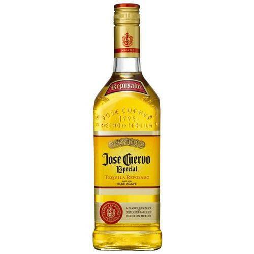 Tequila Jose Cuervo Ouro 750 Ml