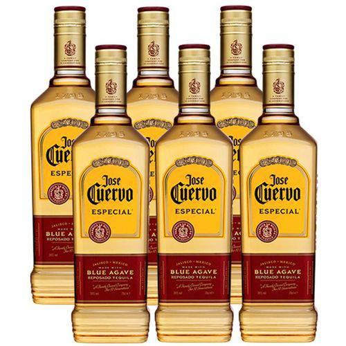 Tequila Jose Cuervo Ouro 750ml 06 Unidades