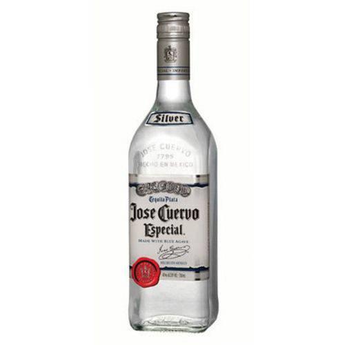 Tequila Jose Cuervo Prata Clássica 750ml.