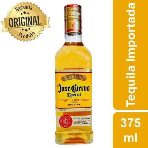 Tequila Mexicana Especial Gold Reposado Garrafa 375ml - Jose Cuervo