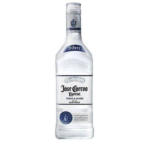 Tequila Prata Jose Cuervo 750ml