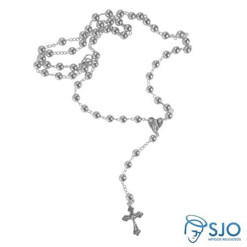 Terço de Pescoço Nossa Senhora Aparecida | SJO Artigos Religiosos