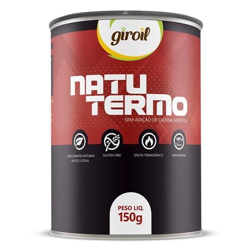 Termogênico Natural Natu Termo 150g - Giroil
