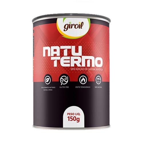 Termogênico Natural Natu Termo - Giroil - 150g