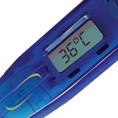 Termômetro Digital com Ponta Rígida IColor - THGTH150A - Azul - G-Tech