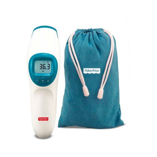 Termômetro Sem Contato Branco/ Verde Fisher Price - HC181 HC181