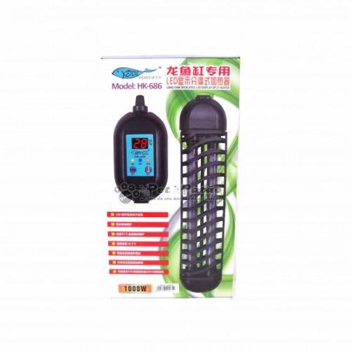 Termostato 1000w Hopar Hk-686 C/ Controlador Eletrônico 220v