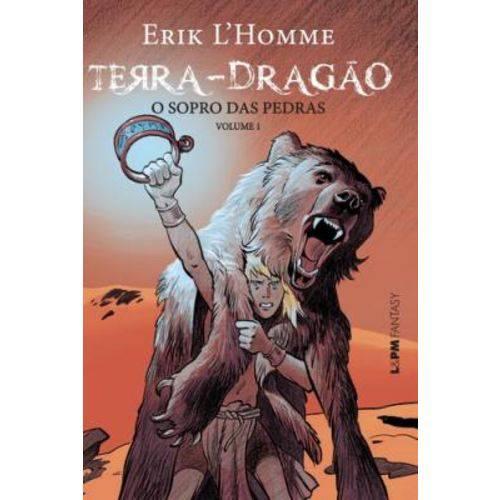 Terra-dragao - o Sopro das Pedras - Vol 01