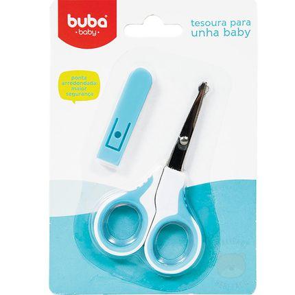 Tesourinha Azul para Unha Baby (0m+) - Buba