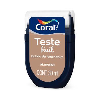 Teste Fácil Tintas Coral 30ml - Batida de Amendoim
