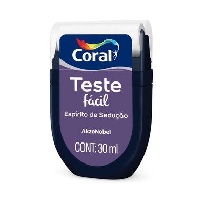 Teste Fácil Tintas Coral 30ml - Espírito de Sedução