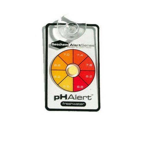 Teste Permanente 6 Meses Seachem Ph Alert