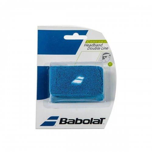 Testeira Double Line Azul Comfort - Babolat