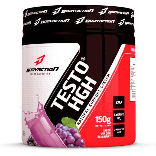 Testo HGH 150g Uva C/Blueberry Body Action