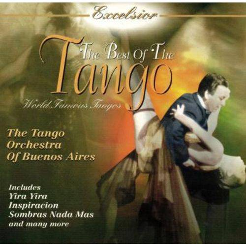 The Best Of The Tango World Famous - Cd / Tango