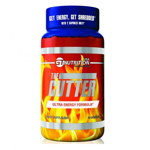 The Cutter (60caps) GT Nutrition USA