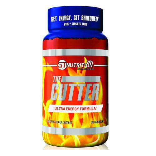 The Cutter 60caps - Gt Nutrition Usa