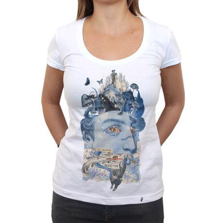 The Deilirium Has Just Begun - Camiseta Clássica Feminina