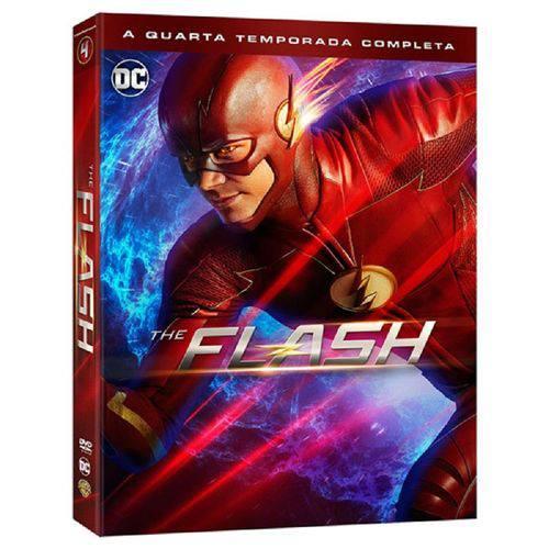 The Flash 4ª Temporada Completa (DVD)