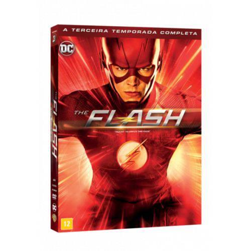The Flash - 3ª Temporada (6 Discos)