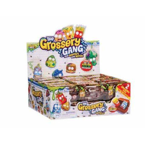 The Grossery Gang Display com 30 Unidades 3893 - DTC