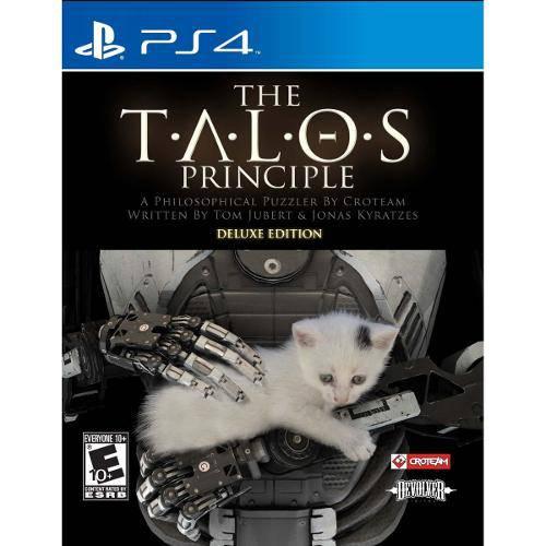 The Talos Principle (Deluxe Edition) - Ps4