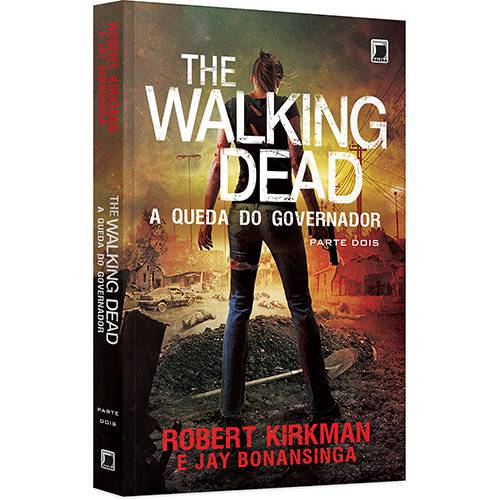 The Walking Dead: a Queda do Governador - Parte Dois (Vol. 4) 1ª Ed