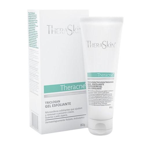 Theracne TheraSkin Gel Esfoliante com 80g