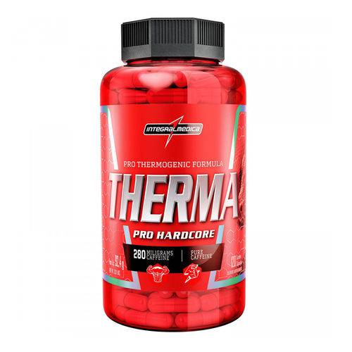 Therma Pro Hardcore - 120 Cápsulas - Integral Médica