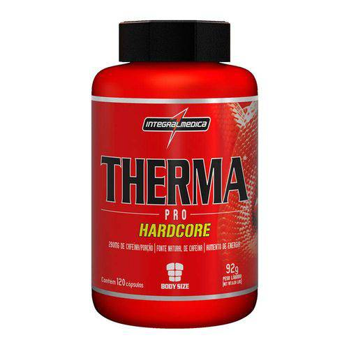 Therma Pro Hardcore 120caps - Integralmédica