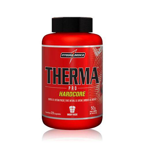 Therma Pro Hardcore 60 Cápsulas - Integralmedica